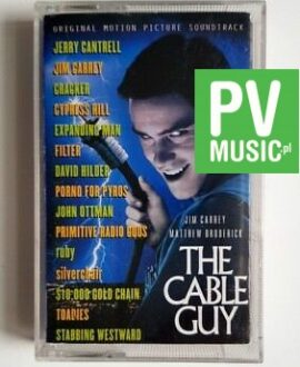 THE CABLE GUY SOUNDTRACK audio cassette