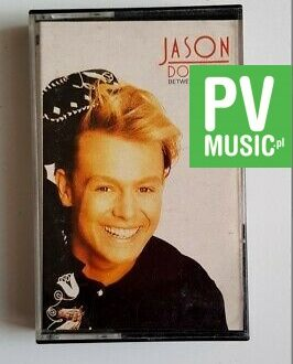 JASON DONOVAN BETWEEN THE LINES audio cassette