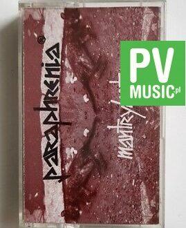 MANTRYKOTA PARAPHRENIA audio cassette