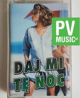 DAJ MI TĘ NOC BOLTER, KRAWCZYK.. audio cassette