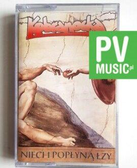 KOBRANOCKA NIECH POPŁYNĄ ŁZY audio cassette