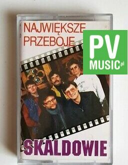 SKALDOWIE NAJWIĘKSZE PRZEBOJE audio cassette