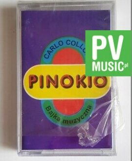 PINOKIO BAJKA MUZYCZNA audio cassette