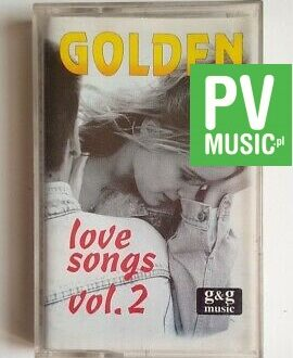 GOLDEN LOVE SONGS vol.2 CRY TO ME, PENNY LOVER.. audio cassette