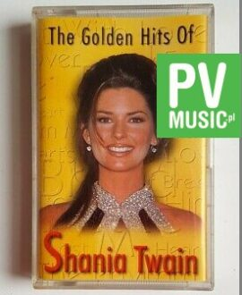 SHANIA TWAIN THE GOLDEN HITS OF audio cassette