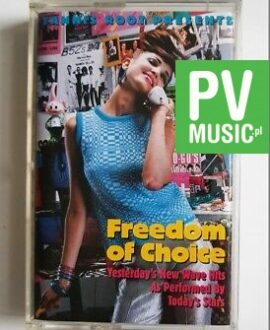 TANNIS ROOT PRESENTS FREEDOM OF CHOICE audio cassette