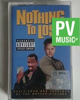 NOTHING TO LOSE SOUNDTRACK   audio cassette