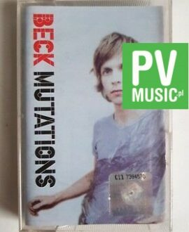 BECK MUTATIONS audio cassette