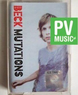 BECK MUTATIONS audio cassette