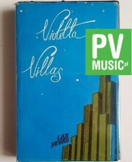 VIOLETTA VILLAS LAS VEGAS audio cassette