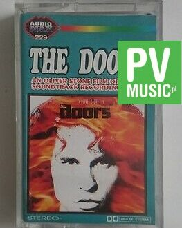 THE DOORS  AN OLIVIER STONE FILM SOUNDTRACK    audio cassette
