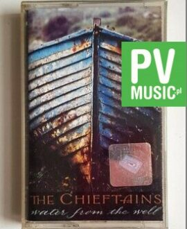 THE CHIEFTAINS WATER FROM THE WELL audio cassette