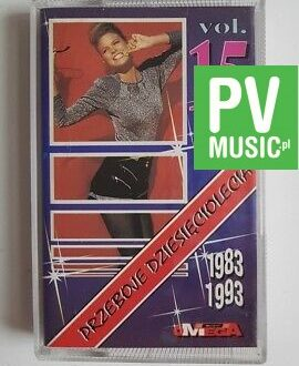 83-93 HITS ONLY ONE NIGHT audio cassette