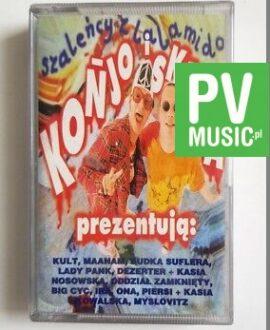 KONJO I SKIBA KULT, LADY PANK, DEZERTER.... audio cassette