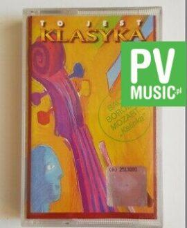 TO JEST KLASYKA BACH, MOZART.. audio cassette