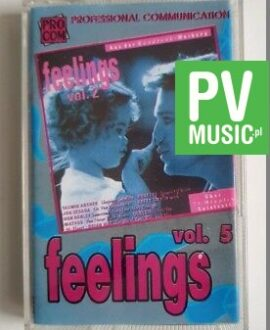 FEELINGS vol.5 BRIAN MAY, JOE COCKER.. audio cassette