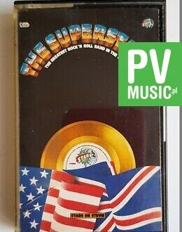 THE SUPERSTARS STARS ON 45 audio cassette