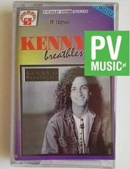KENNY G. BREATHLESS audio cassette