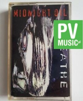MIDNIGHT OIL - BREATHE audio cassette