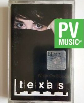 TEXAS WHITE ON BLONDE audio cassette