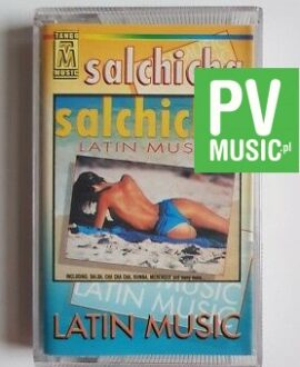 LATIN MUSIC PACHANGA, CHAVELA.. audio cassette