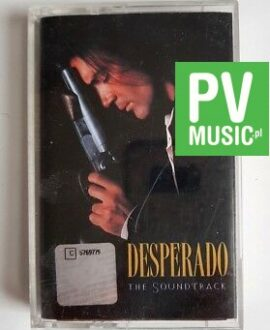 DESPERADO SOUNDTRACK audio cassette