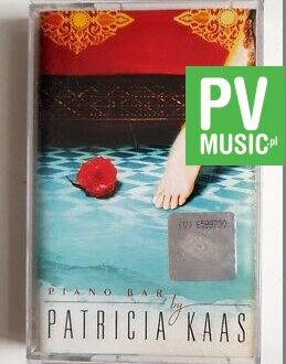PATRICIA KAAS PIANO BAR audio cassette