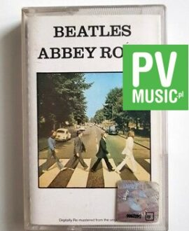 THE BEATLES ABBEY ROAD audio cassette