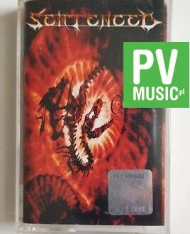 SENTENCED CRIMSON audio cassette