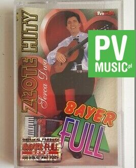 BAYER FULL ZŁOTE HITY audio cassette