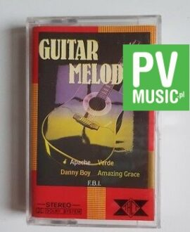 GUITAR MELODIES DANNY BOY, APACHE.. audio cassette