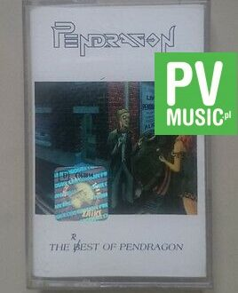 PENDRAGON  THE BEST OF PENDRAGON   audio cassette
