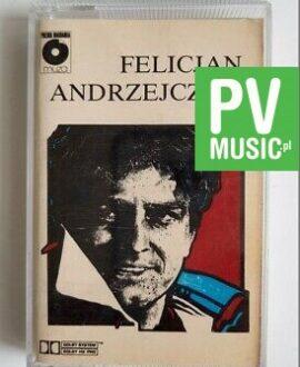 FELICJAN ANDRZEJCZAK audio cassette