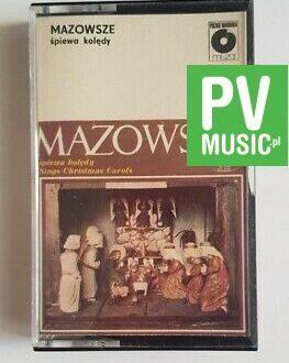 MAZOWSZE ŚPIEWA KOLĘDY audio cassette
