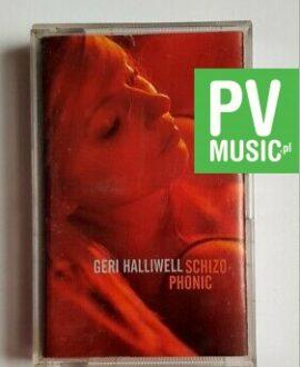 GERI HALLIWELL SCHIZOPHONIC audio cassette