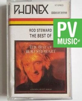 ROD STEWARD THE BEST OF **  audio cassette