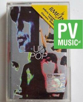 U2 POP audio cassette