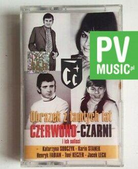 CZERWONO-CZARNI OBRAZEK Z TAMTYCH LAT audio cassette