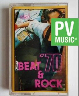 BEAT & ROCK II - 3 S.QUATRO, K.BUSH.... audio cassette