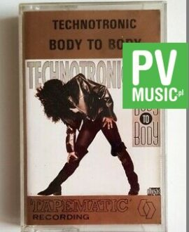 TECHNOTRONIC BODY TO BODY audio cassette