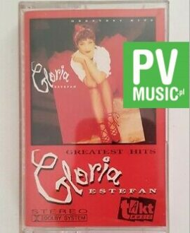 GLORIA ESTEFAN GREATEST HITS audio cassette