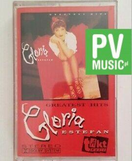 GLORIA ESTEFAN GREATEST HITS audio cassette