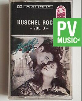KUSCHEL ROCK vol.3 KANSAS, JOHN WAITE.. audio cassette