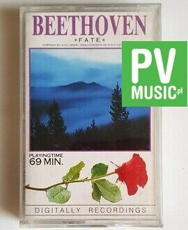 BEETHOVEN FATE audio cassette