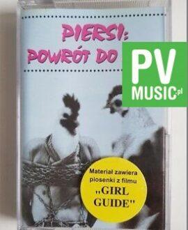 PIERSI POWRÓT DO RAJU audio cassette