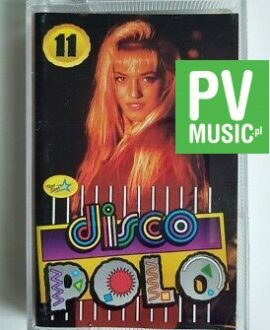DISCO POLO 11 FANATIC, SHAZZA.. audio cassette