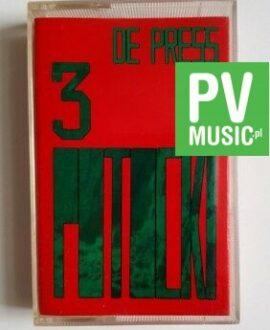 DE PRESS 3 POTOCKI audio cassette