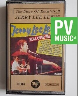JERRY LEE LEWIS THE STORY OF ROCK'N'ROLL audio cassette