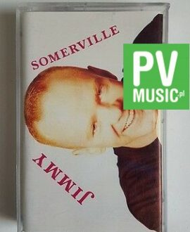 JIMMY SOMERVILLE BRONSKI BEAT AND THE COMMUNARDS audio cassette