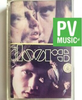 THE DOORS BREAK ON THROUGH.. audio cassette